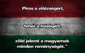 magyar zászló jelentése